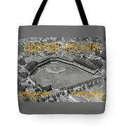Griffith Stadium Tote Bag