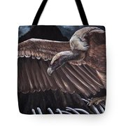 Griffon Vulture Tote Bag