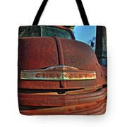 Grill Marks Tote Bag