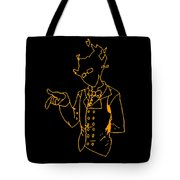 Grillby Tote Bag