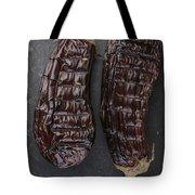 Grilled Aubergine Tote Bag