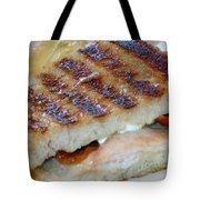 Grilled Sandwhich Tote Bag