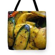Grilled Veggies Tote Bag