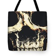 Grim Grin Tote Bag