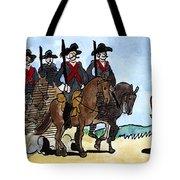 Grimm: Brave Little Tailor Tote Bag