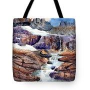 Grinnell Glacier Tote Bag