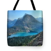 Grinnell Lake - Many Glacier Tote Bag