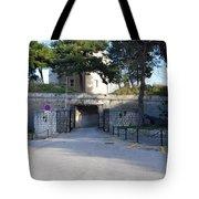 Gripe Fort Entrance Tote Bag