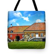 Gripsholm Castle Keep Tote Bag