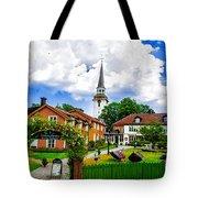 Gripsholms Dardshus Tote Bag