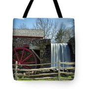 Grist Mill 5 Tote Bag