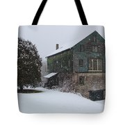 Grist Mill Of Port Hope Tote Bag