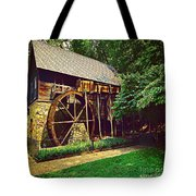 Gristmill - Charlottesville Virginia Tote Bag