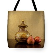 Grit And Pears Tote Bag