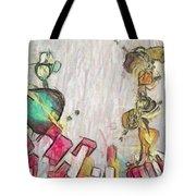 Grit Tote Bag