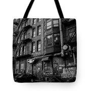 Gritty Tote Bag