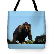 Grizzly-7746 Tote Bag