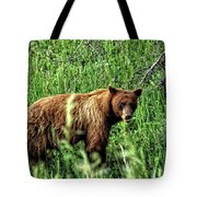 Grizzly Bear 2 Tote Bag