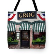 Grog Tote Bag