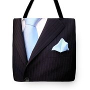 Groom's Torso Tote Bag