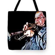 Groovin' High Tote Bag