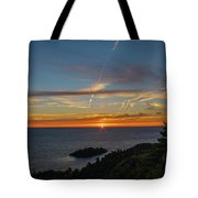 Gros Cap Sunset Tote Bag