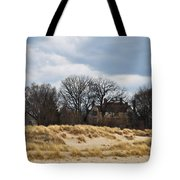 Grosse Point Lighthouse Tote Bag