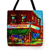 Grosterns Market Tote Bag