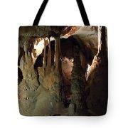 Grotte Magadaleine South France  Tote Bag