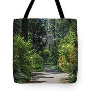 Grotto Monastery Tote Bag