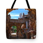 Grotto Of Redemption In Iowa Tote Bag