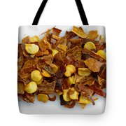Ground Cayenne Pepper Tote Bag