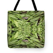 Ground Cover Vortex Tote Bag