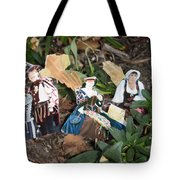 Ground Faries Tote Bag