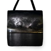 Ground Strike Tote Bag