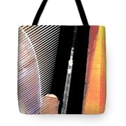 Ground  Zero Freedom Tower Formerly World Trade  Centre Wtc New York Photo Taken On July 4 2015 Usa  Tote Bag