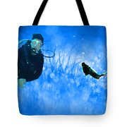 Groundwater Tote Bag
