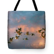Group Flight Tote Bag