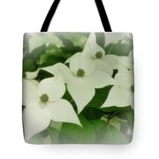 Group Of Chinese Dogwoods Tote Bag