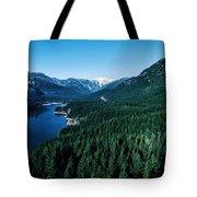 Grouse Mountain Tote Bag