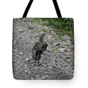 Grouse Pair Tote Bag