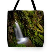 Grove Of Life Tote Bag by Mike Reid