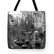Growing Danger Tote Bag