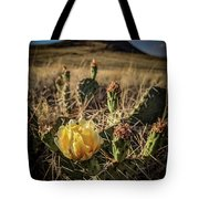 Growing From Volcanos Tote Bag