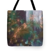 Growing In Layers Tote Bag