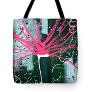 Growing In The City Tote Bag