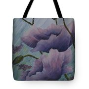 Growing Rains Tote Bag