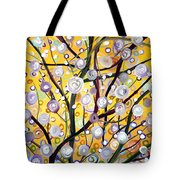 Growing Together  Tote Bag