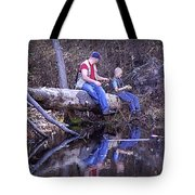 Growing Up Tote Bag