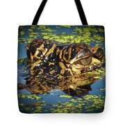 Growing Up Gator, No. 33 Tote Bag